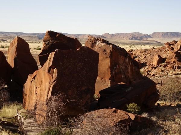 Twyfelfontein-Lodge-Felsen