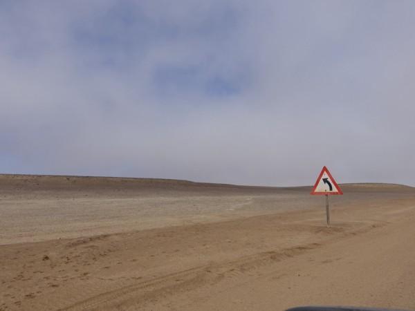 Wegweiser in der Wüste