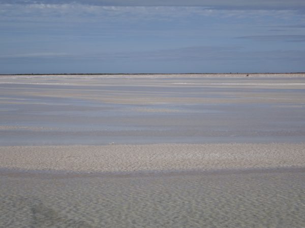 Salzsee bei Port Hedland
